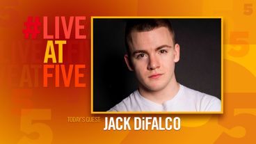 Broadway.com #LiveatFive with Jack DiFalco of Torch Song