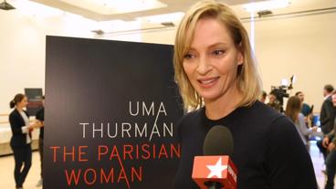 <i>The Broadway.com Show</i>: Meet Uma Thurman and the Cast of <i>The Parisian Woman</i>