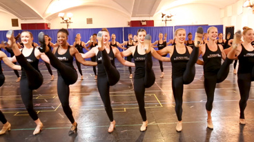 The Broadway.com Show: In Rehearsal for The Christmas Spectacular with the Radio City Rockettes