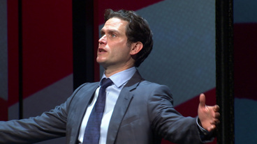 Experience Ayad Akhtar's Juicy Wall Street Drama Junk, Starring Steven Pasquale