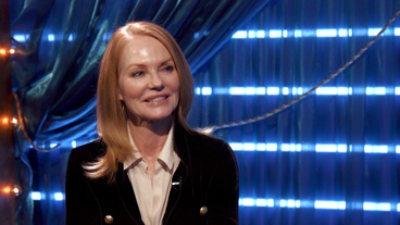 <I>The Broadway.com Show</I>: Marg Helgenberger of <I>What We're Up Against</I>