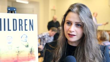 <I>The Broadway.com Show</I>: Meet Lucy Kirkwood & the Cast of <I>The Children</I>