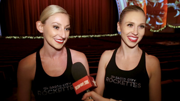 The Broadway.com Show: The Radio City Rockettes on Christmas Spectacular