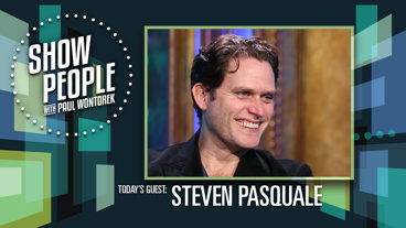 Show People with Paul Wontorek: Steven Pasquale of Junk