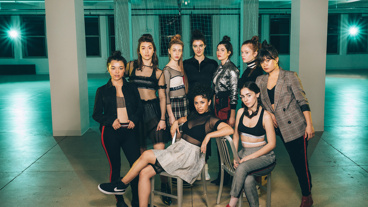 Go Behind-the-Scenes at an Exclusive Photo Shoot with The Wolves' Warrior Women