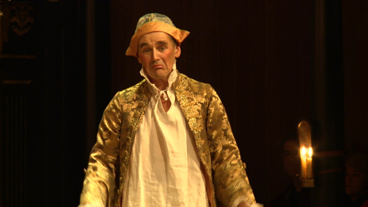 Get a Glimpse at Mark Rylance's Broadway Return with These Clips from Farinelli and the King