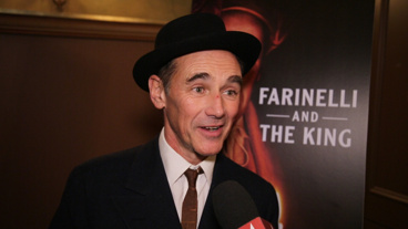 The Broadway.com Show: Mark Rylance & the Stars of Farinelli and the King on Opening Night