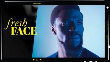 Fresh Face: Michael Luwoye of Hamilton