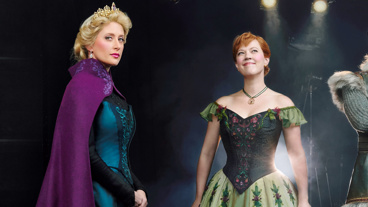 Learn About Disney's <I>Frozen</I>, Broadway's Hottest Musical
