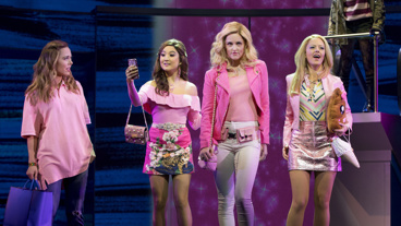 Your Ticket to the Cool Table! Learn All About Broadway's Fetch Musical <I>Mean Girls</I>