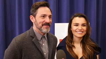 <I>The Broadway.com Show</I>: Steve Kazee, Samantha Barks & More Hit the Rehearsal Room for <I>Pretty Woman: The Musical</I>