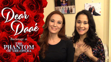 Backstage at The Phantom of the Opera with Ali Ewoldt, Episode 4: The Big 3-0!