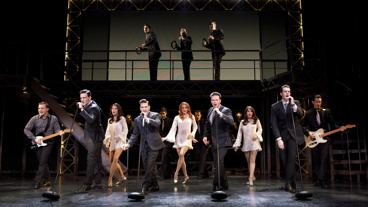 Learn All About Off-Broadway's Unforgettable <I>Jersey Boys</I>