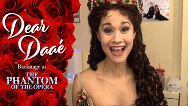 Backstage at The Phantom of the Opera with Ali Ewoldt, Episode 8: Best Advice