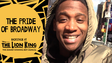 Backstage at The Lion King with Jelani Remy, Episode 5: They've Got Rhythm