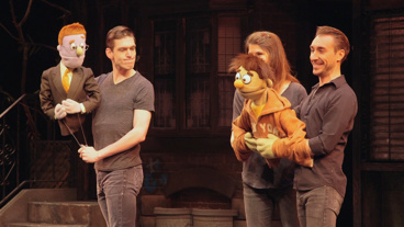 Learn About Off-Broadway's Delightfully Naughty <I>Avenue Q</I>