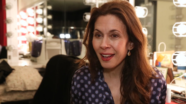 <I>The Broadway.com Show</I>: Get Schooled! Jessica Hecht on Joshua Harmon's <I>Admissions</I>