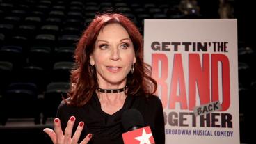 <I>The Broadway.com Show</I>: Mitchell Jarvis, Marilu Henner & More Talk <I>Gettin' the Band Back Together</I>
