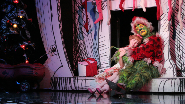 Dr. Seuss' How the Grinch Stole Christmas! The Musical Tour ...