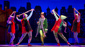 The touring company of Elf The Musical