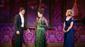 Billy Harrigan Tighe, Karen Murphy & Kristine Reese in Finding Neverland