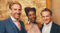 Paul Thornley, Noma Dumezweni and Jamie Parker