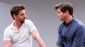 Christian Borle and Andrew Rannells perform.